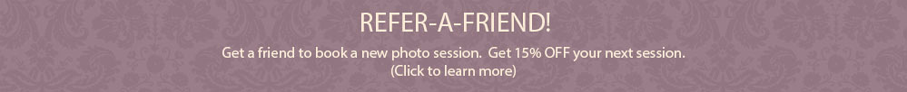 """Click to learn more about the """"Refer a Friend"""" Program"""